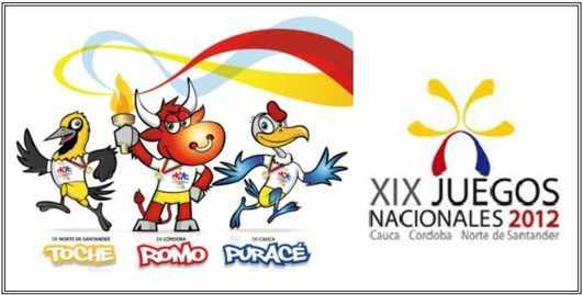 Más de 5.000 deportistas se inscribieron en los Juegos Nacionales 2012