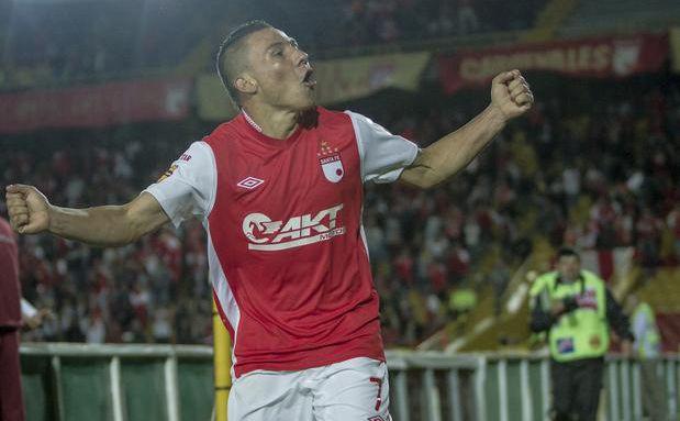 Deportivo Cali perdió en Bogotá y le dijo adiós a los ocho