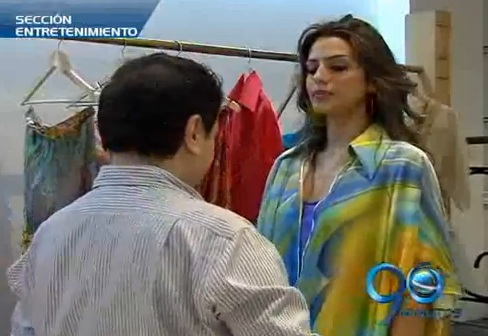 Señorita Valle, Lucía Aldana, en busca del cetro en Cartagena