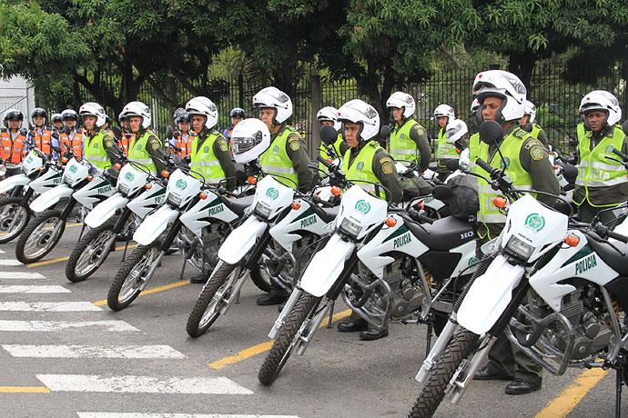 Cali tendrá 600 auxiliares y  300 policías más en las calles