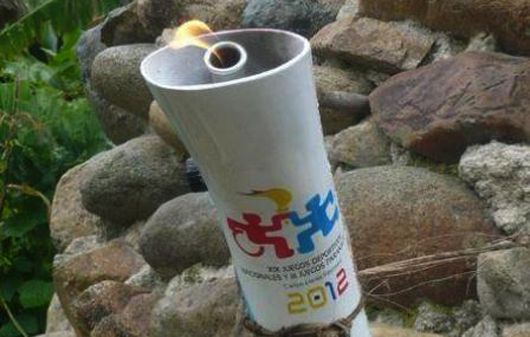 A Cali llega el fuego de los Juegos Nacionales y Paranacionales 2012