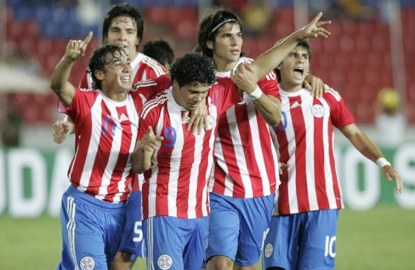Paraguay llega a Barranquilla para su compromiso ante Colombia