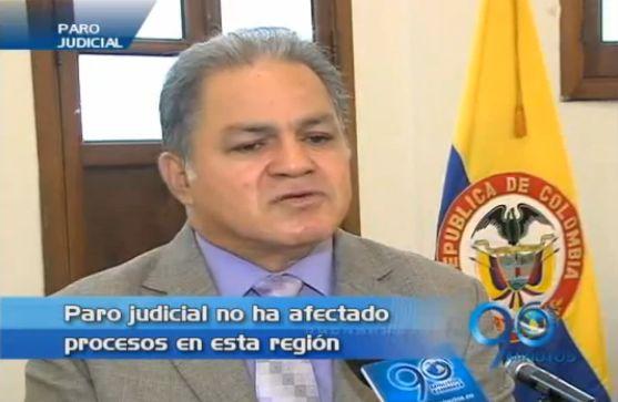 Continúa el paro judicial en todo el país
