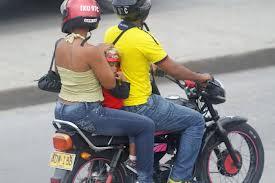 En Tuluá restringen parrilleros en moto durante Halloween