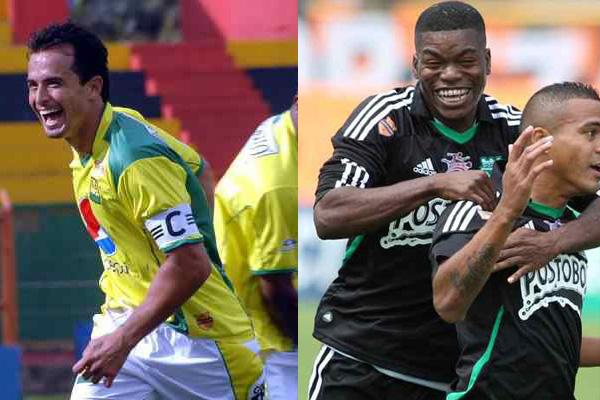 Copa Postobón: Pasto cayó ante Bucaramanga y Nacional venció a Chicó