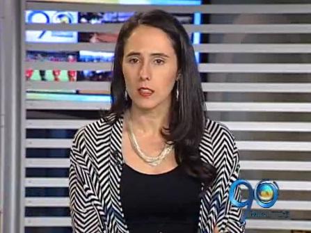 La presidenta de Metrocali le responde al Noticiero 90 Minutos