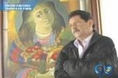 Pintor nariñense triunfa en Paris
