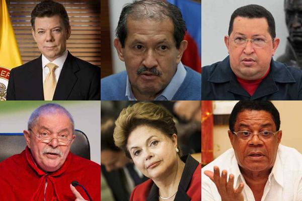 El cáncer asecha a mandatarios de Latinoamérica