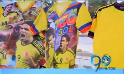 Colombia va por el liderato de las Eliminatorias ante Paraguay