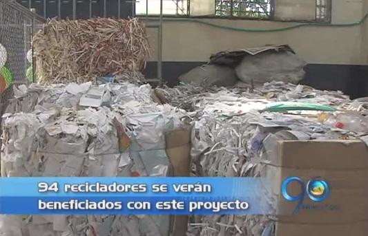 Se inauguró en Cali unidad empresarial de reciclaje