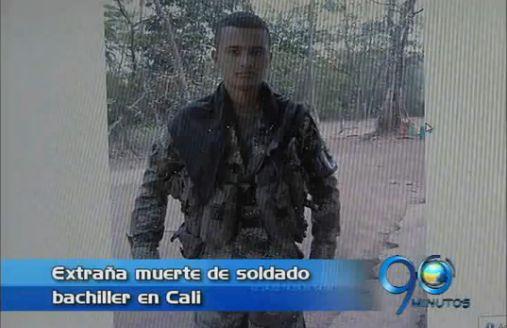 Extraña muerte de soldado al interior de la Tercera Brigada