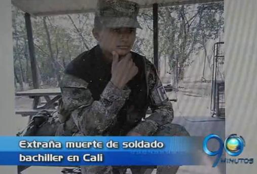 Extraña muerte de un soldado al interior de la Tercera Brigada