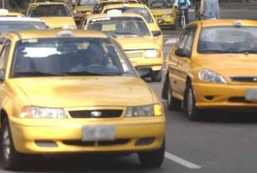 Trágica madrugada de domingo para el gremio de los taxistas