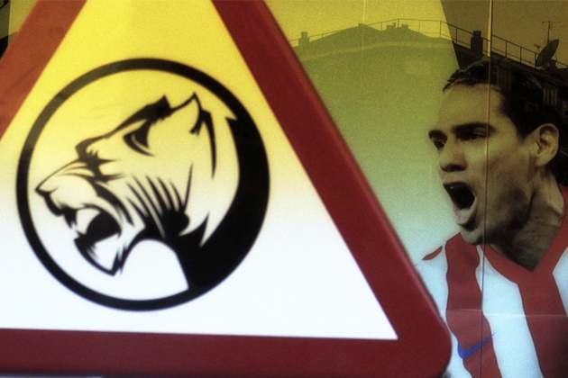 Atlético de Madrid acompaña al 'Tigre' en la cacería del 'Balón de Oro'