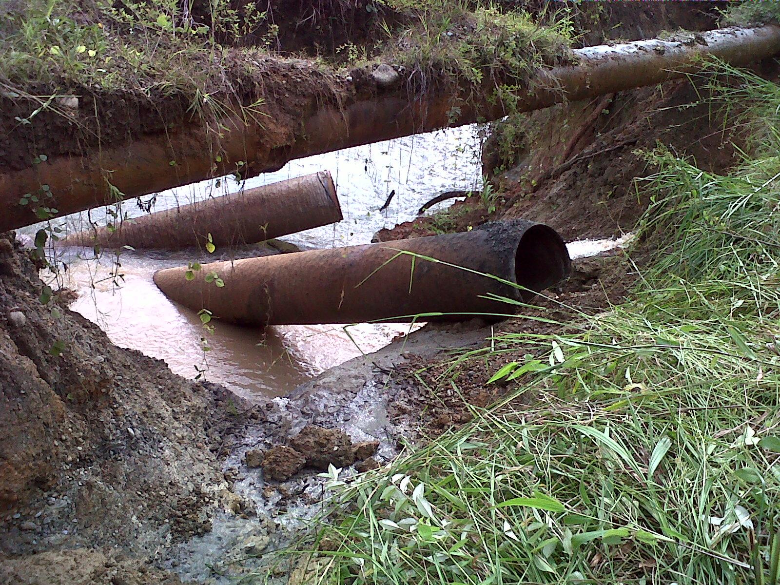 En Buenaventura, más de 500 mil habitantes otra vez sin agua