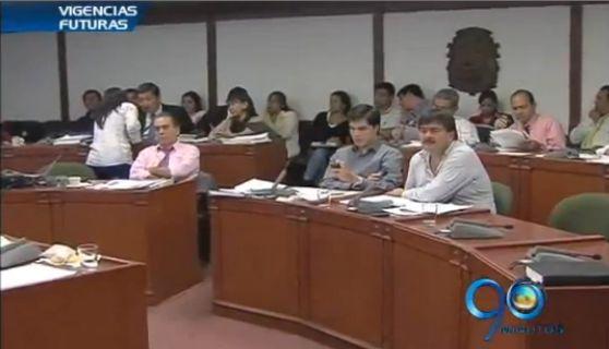 Polémica por no aprobación de vigencias futuras en Concejo de Cali