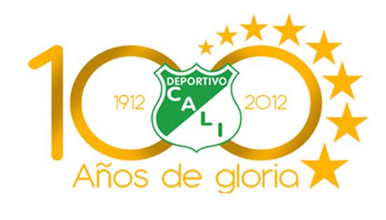 Deportivo Cali celebra 100 años de historia en el fútbol colombiano