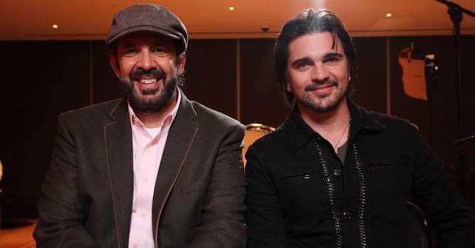 Juanes y Juan Luis Guerra ayudarán víctimas de 'Sandy'
