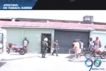 Ataque de las Farc en Tumaco, Nariño