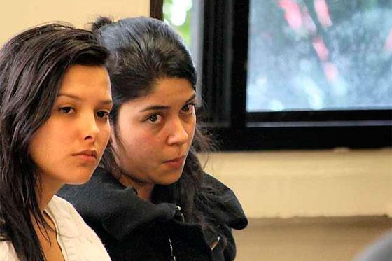 Libres Laura Moreno y Jessy Quintero por vencimiento de términos