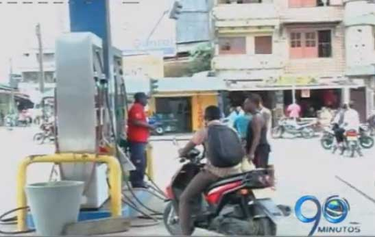 Chocó está sufriendo desabastecimiento por el paro armado