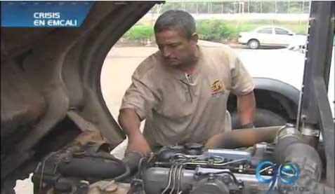Trabajadores de Emcali no cuentan con materiales para trabajar