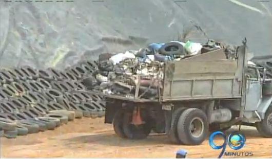 Dagma estudia proyecto para construir planta de residuos sólidos