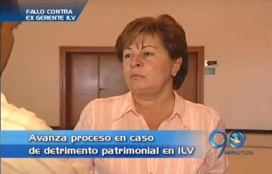 Fallo contra exgerente de la ILV por detrimento patrimonial