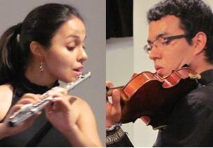 Jóvenes solistas de la Filarmónica tocarán fascinantes obras