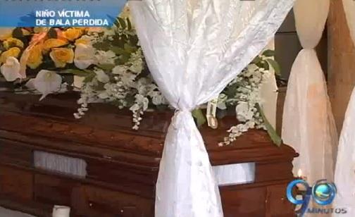 Muere niño por bala perdida en Timbiquí, Cauca