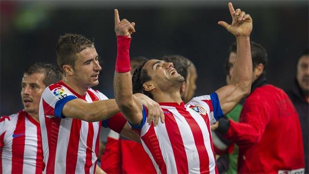 Falcao y Atlético de Madrid, nominados a premios 'Globe Soccer'