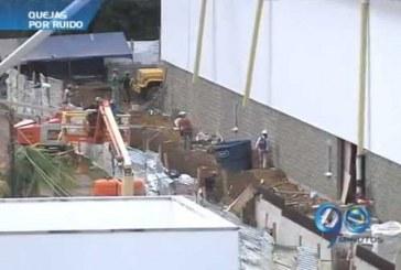 Obra en construcción al sur de Cali incomoda a sus vecinos