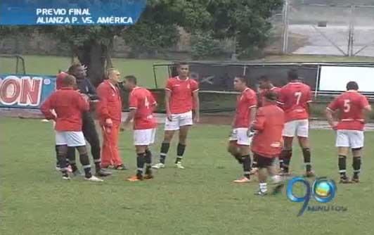 América inició el camino de regreso a la A del fútbol colombiano