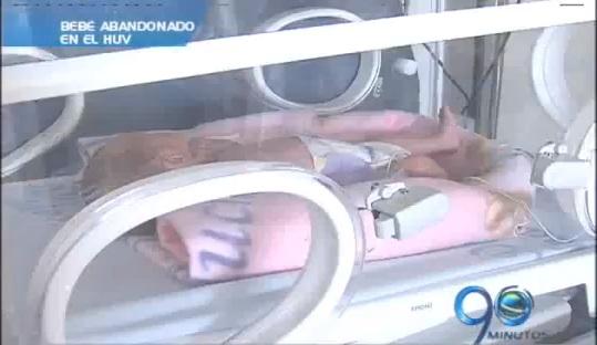 Bebés abandonados en el HUV