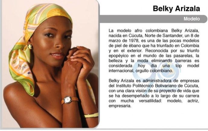 El Alma No Tiene Color, por Belky Arizala