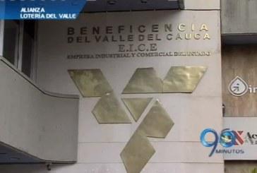 Gerente de la Beneficencia presenta las nuevas alianzas de la Lotería del Valle