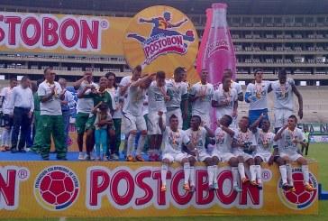 Deportivo Cali se coronó campeón de la categoría Sub-19