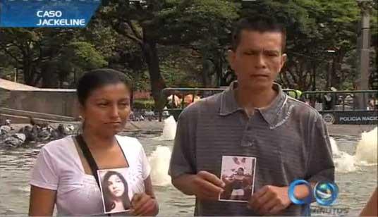 Investigación por desaparición de niña avanza a paso lento