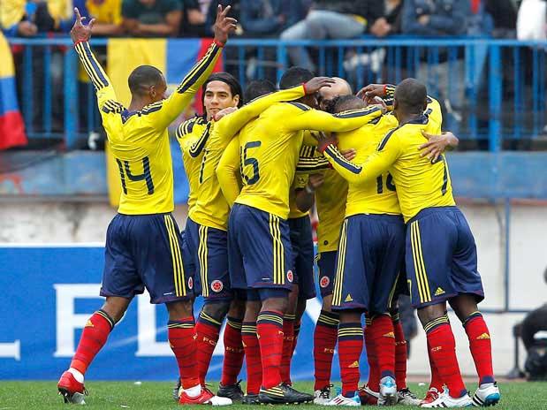 Colombia es la octava mejor selección nacional del mundo, según la FIFA