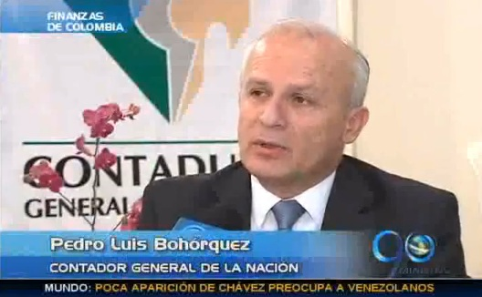 Contador General de la Nación inicia recorrido nacional en Cali