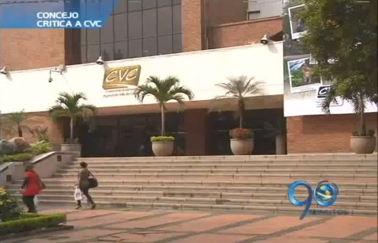Concejo de Cali critica labor de la CVC