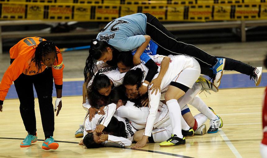 La gran favorita, Valle, eliminada en fútbol salón femenino