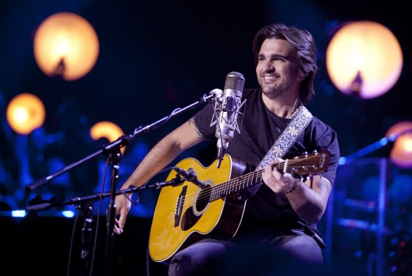 "Juanes, inicia el ""Unplugged Tour"" por Colombia"