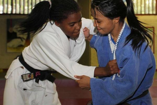 El Valle es el rey del judo en los Juegos Nacionales