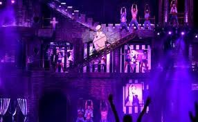 El Campín de Bogotá vivió la excentricidad de Lady Gaga