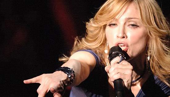 La reina del pop, Madonna ya está en Colombia