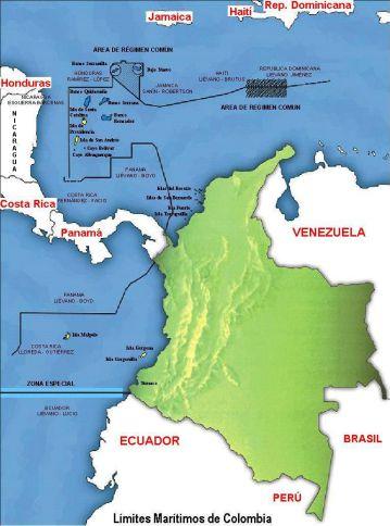 Colombia conserva cayos, pero pierde mar territorial en el Caribe