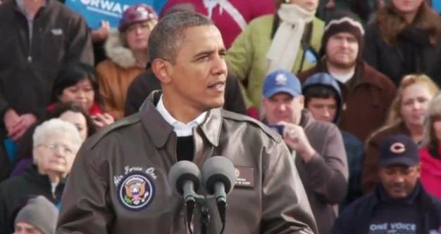 Barack Obama reelegido presidente de los Estados Unidos