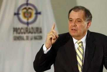 Reelegido Alejandro Ordóñez como Procurador General de la Nación
