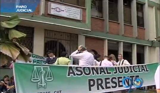 Las consecuencias del paro judicial en Medicina Legal